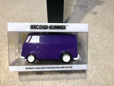 Stokyo Record Runner BRAND NEW PURPLE RARE