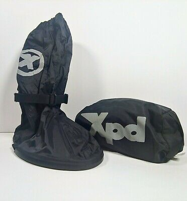 Xpd Motorcycle Boot Covers weather proof size large
