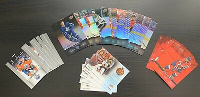2019/20 Tim Horton's Hockey Cards - Base, Reds, GDA & Key Events - $1.00 ea