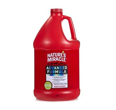 High Quality Advanced Formula Severe Stain & Odor Remover for Pets Gallon Only!