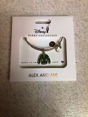 Disney Alex And Ani Green Ugly Christmas Sweater 2019 Christmas Silver Bracelet