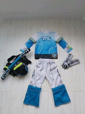 Boys Miles From Tomorrow Fancy Dress Costume Outfit Disney Tomorrowland Age 2-3