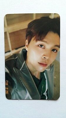 NCT 2018 Empathy Official Photocard Photo Card -  Johnny  ( Reality Ver.)