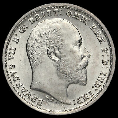 1904 Edward VII Silver Maundy Twopence