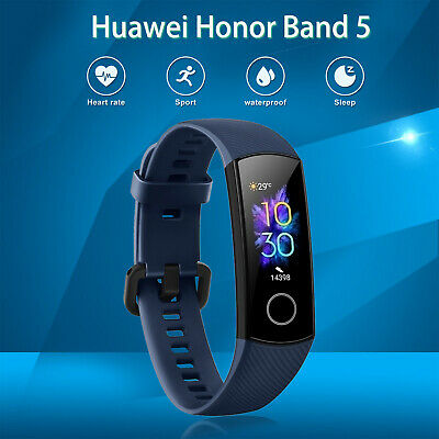 Huawei Honor Band 5 Smartwatch AMOLED Touch Screen Fitness tracker Impermeabile