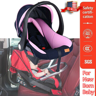 Child car seat baby carrier Newborn baby child car cradle 0-9 months 7X