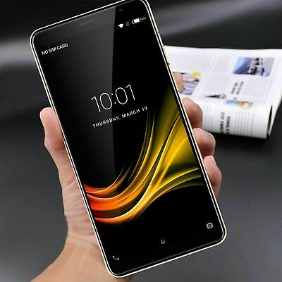 Factory Unlocked Android 8.1 Cell Phone Cheap 2SIM 4Core Smartphone For T-Mobile