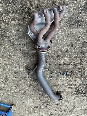 Honda Civic Type R FN2 4-1 Exhaust Manifold And Decat