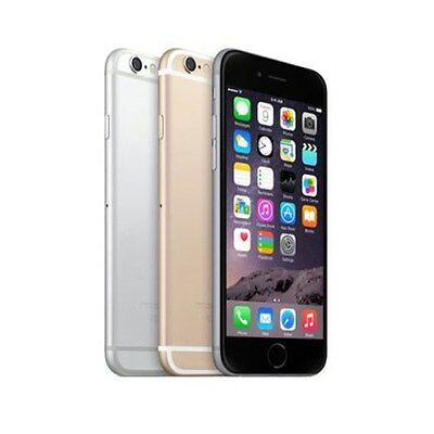 "Apple iPhone 6 16GB GSM ""Factory Unlocked"" 4G iOS Smartphone - Gray/Gold/Silver"
