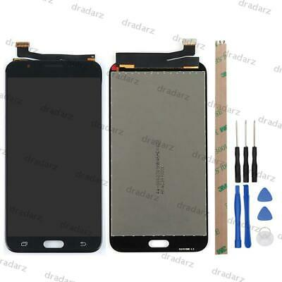 Display LCD + Touch Screen Per Samsung Galaxy J7 2017 Vetro Schermo Assembly