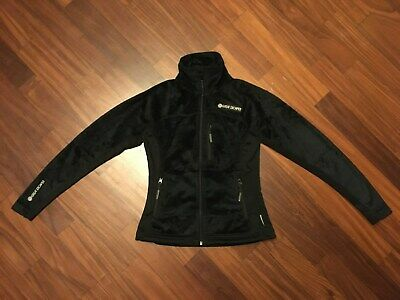 GREAT ESCAPES - Giacca Pile Donna/ Women's Full Zip Fleece Jacket Outdoor Hiking