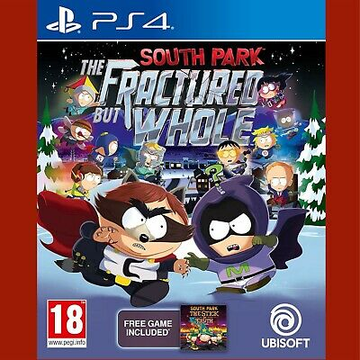 SOUTH PARK THE FRACTURED BUT WHOLE - PlayStation 4 PS4 ~18+ Resealed