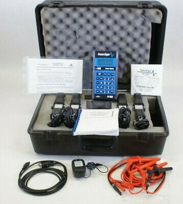 Summit Technologies PS 4000 Power Analyzer Kit with Case and Accessories