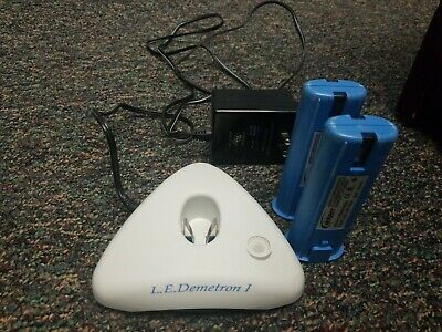 Demetron I Led Curing Light  Batteries and Charger only.
