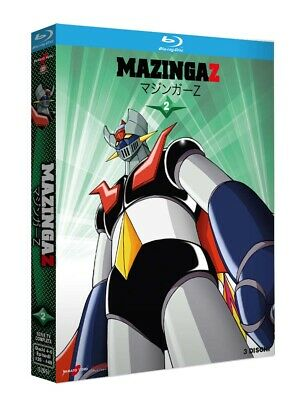 Mazinga Z Vol. 2 (3 Blu-Ray) ANIME FACTORY