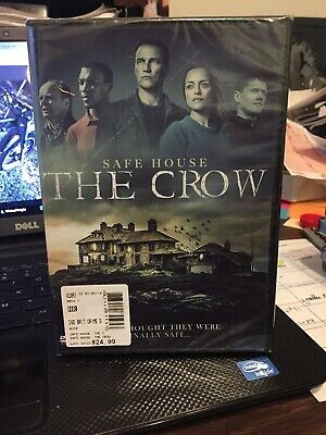 Safe House: The Crow [New DVD] Eco Amaray Case Factory Sealed