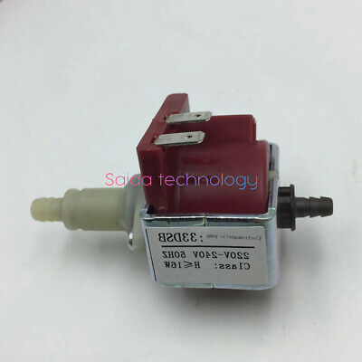 33DSB steam iron medical micro water pump 220v16W electromagnetic pump