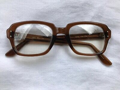 Romco in black by Halo Opt Products choose size Vintage US army eyeglasses mod
