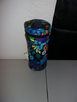 Vera Bradley Baby Bottle Caddy Midnight Blues Retired 2013 #12763-136 New/wTag