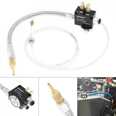 8mm Precision Mist Coolant Lubrication Spray System w/ Adsorbable Magnetic Base