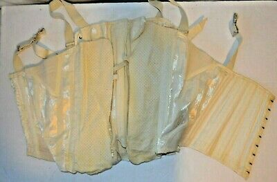 Vintage Freeman surgical support with garters Size 32