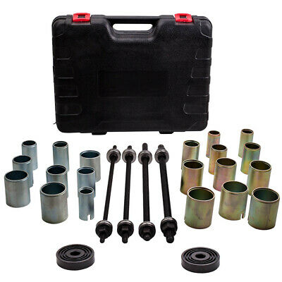 26pcs of Universal Press And Pull Bearing Bush Sleeve Remover Installer Kit Sale