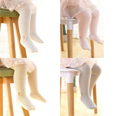Baby Children's Mesh Thin Breathable Pantyhose Girls Soft Elastic Tights