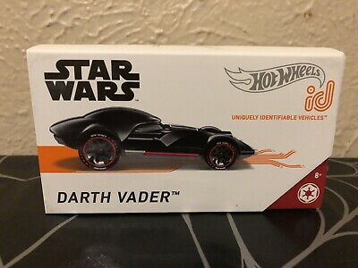 2019 Hot Wheels id Car Uniquely Identifiable Vehicles - Star Wars Darth Vader