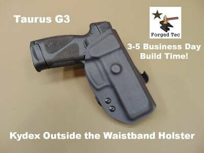 Taurus G3 Kydex Outside the Waistband Paddle Holster