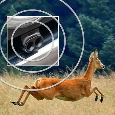 Animal Safety Alert Save A Deer Whistle Single Unit Air-activated Automobile