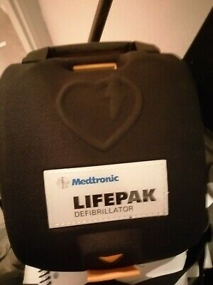 Lifepak cr plus Home Heartstart Aed Ambulance Paramedic First Aid Responder