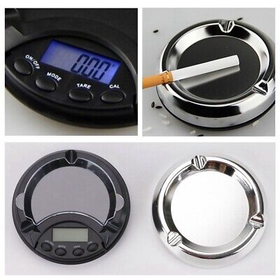 0.01g Mini Weight Electronic Gold Jewelry Tool Ashtray Digital Pocket Scales