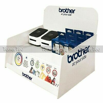 Brother VC-500W Colour Label Maker+Starter Kit Bundle-Save over 18% N8AJ00088