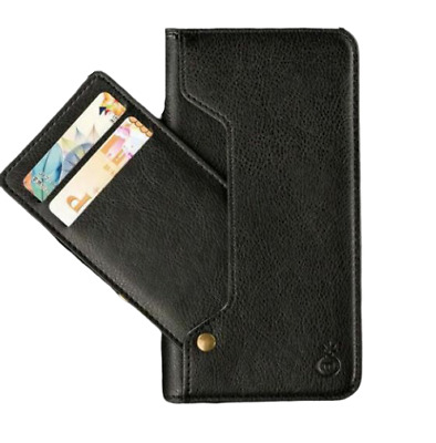 2 in 1 Genuine Musubo for iPhone 11 Pro Max Wallet Case PU Leather Flip Cover