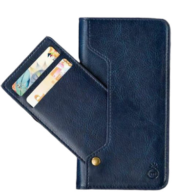 Genuine Musubo for iPhone 11 Pro Wallet Case Handmade PU Leather Lux Flip Cover