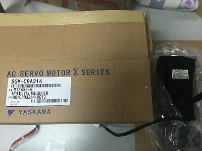 1PC YASKAWA SGM-08A314 AC SERVO MOTOR SGM08A314 New Expedited Shipping