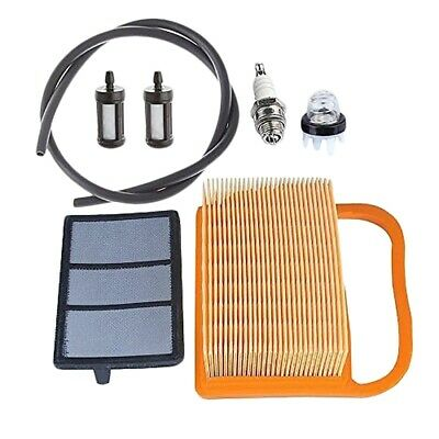 Air Filter With Primer Bulb Bulb Fuel Tune Up Kit For Stihl Concrete Cut Of D6P7