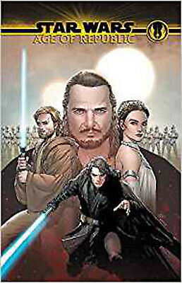 Star Wars: Age of the Republic - Heroes, Cory Smith,Jody Houser, Excellent Book