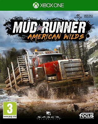 Mud Runner American Wilds (Xbox One) New & Sealed UK PAL