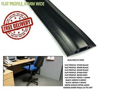Buy NowFree Delivery Across The UK? cable protect FLEXIBLE RUBBER