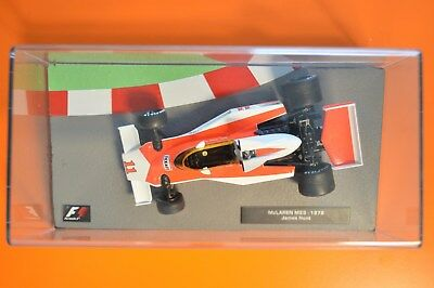 Formula 1 Car Collection - James Hunt - 1976 McLAREN M23 - 1:43 Scale Model