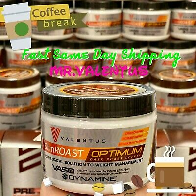 Slimming Coffee!!! SlimRoast Optimum Vaso Dynamine For Weight Lose.Tested+Proven