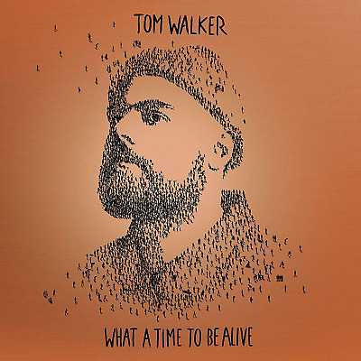 TOM WALKER 'WHAT A TIME TO BE ALIVE' Deluxe Edition CD 2019