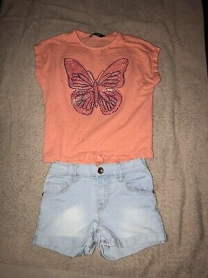 Girls Outfit Age 6-7