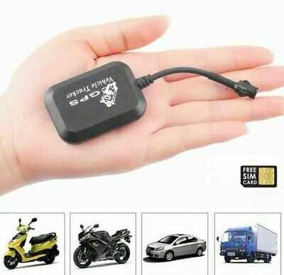 Vehicle GPS GPRS GSM Locator Tracker Car Motorcycle Real Time  with 2G sim