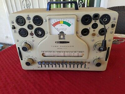 Heathkit It-17 Tube Tester  1974