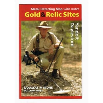 VIC - Gold & Relic Sites - Metal Detecting Maps - Region: Yandoit-Daylesford ...