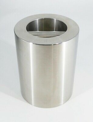 25KG Grip Weight Class F Stainless Steel - With Case