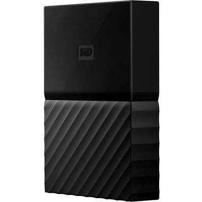 "Western Digital My Passport 2TB WD 2.5"" USB Portable External Hard Drive Black"