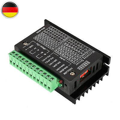 1//2//5 TB6600 Einachsig 4A Single Axis 2//4 Phase Stepper Motor Treiber Kontroller